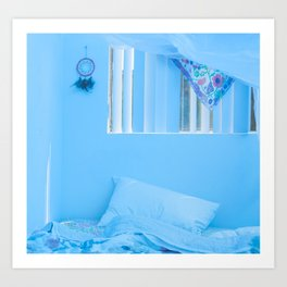 Reality V. 29: Katie's Bedroom Art Print