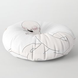 My Lil' Snakebaby Floor Pillow