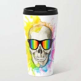 """Skullor Vision"" Travel Mug"