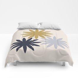 Three Flowers Comforters