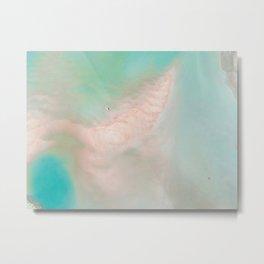 Pastel ocean Metal Print