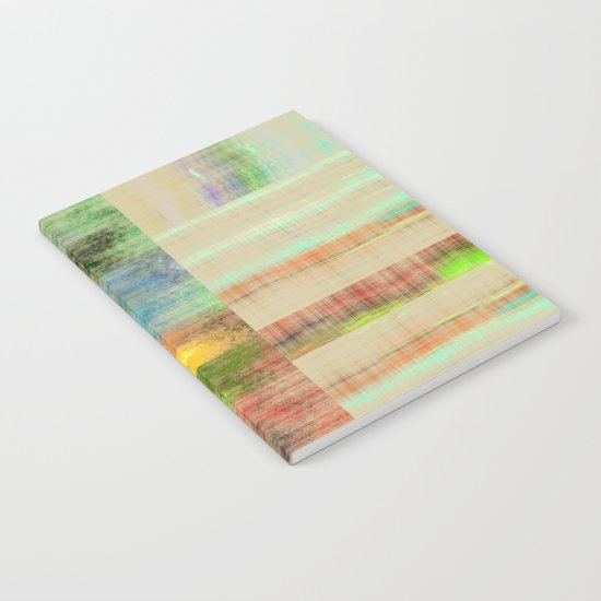 Abstract Pattern 5 Notebook
