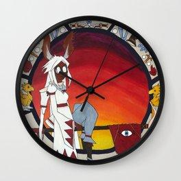 Gaming Mucha - Viera Wall Clock