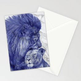 The good life Stationery Cards