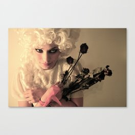 Off With Her Head (3) Canvas Print