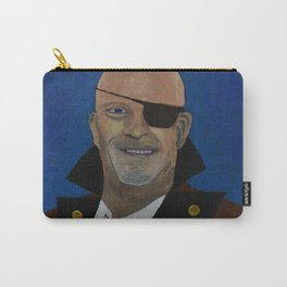 Pirate Captain One Eyed Willy Carry-All Pouch