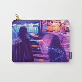 Tokyo Nights / The Crossing / Liam Wong Carry-All Pouch