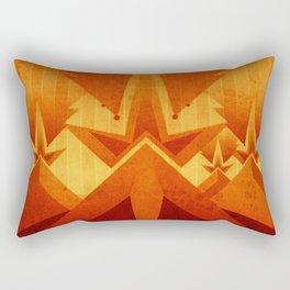 Mars - Cryptic Geysers Rectangular Pillow