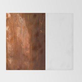 copper Throw Blanket