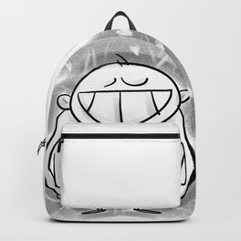 Everything with Love - Happyman Backpack