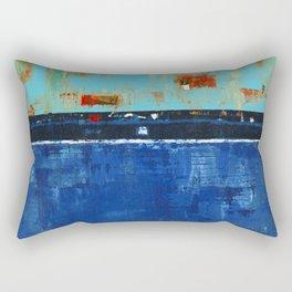 Dress Blues Rectangular Pillow