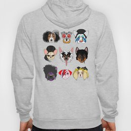 Pop Dogs Hoody
