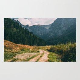 Sunny Mountain Valley Rug