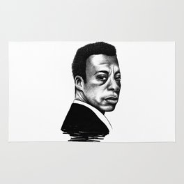 James Baldwin Rug