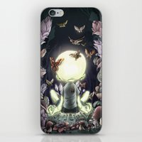 coldplay iPhone & iPod Skins featuring Lights Will Guide You Home by clogtwo