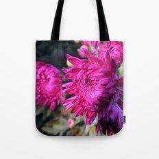 chrysanthemen Tote Bag