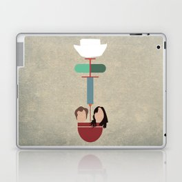 One Flew Over the Cuckoo's Nest Laptop & iPad Skin