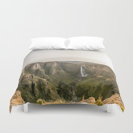 Place of Smoke 2 Duvet Cover