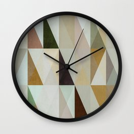 The Nordic Way XVI Wall Clock