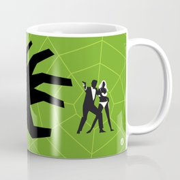 Green Dr No Coffee Mug