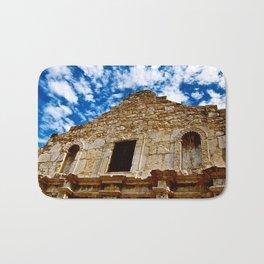Remember The Alamo! Bath Mat