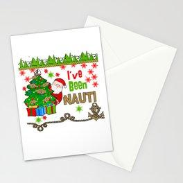 Be Nauti Nautical at Christmas Stationery Cards