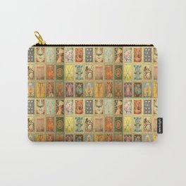 TAROTCARDPATTERN Carry-All Pouch