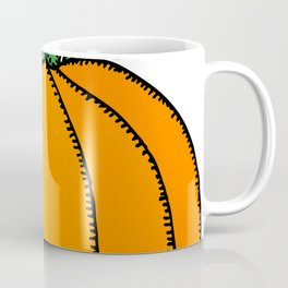 Cartoon Cute Pumpkin Coffee Mug