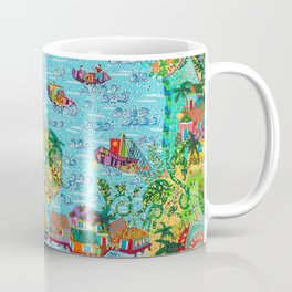Pueblo del Mar Coffee Mug