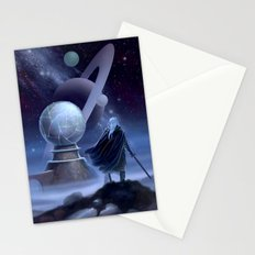 The Temple at the End of Time Stationery Cards