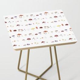 Mushrooms Side Table