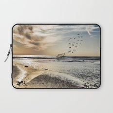 As Far As the Eye Can See Laptop Sleeve