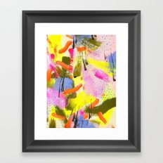 kool thing Framed Art Print