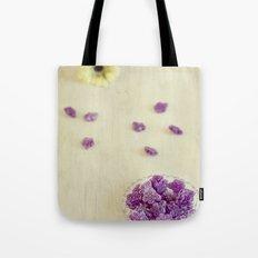 Violet sweets Tote Bag