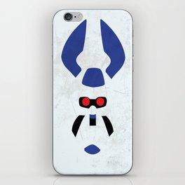 Medabots - Rokusho iPhone Skin