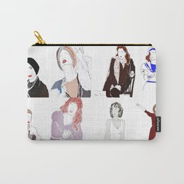 Patti LuPone Phantasmagoria  Carry-All Pouch