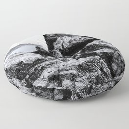 THE OUTPOST Floor Pillow
