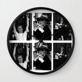 Blackstars and Dukes Wall Clock