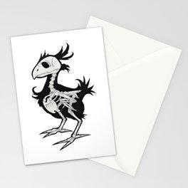Skull Chocobo Stationery Cards
