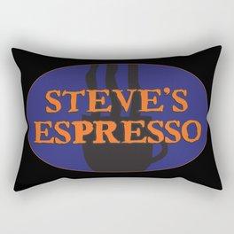 Steves Espresso Rectangular Pillow