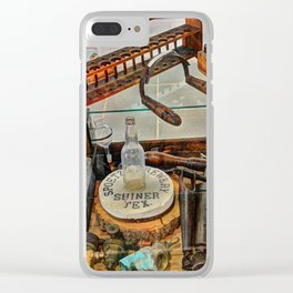 Shiner Clear iPhone Case