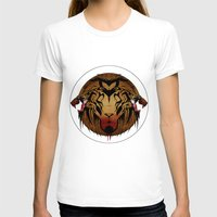 wildlife T-shirts featuring wildlife unleashed by Christophe Chiozzi