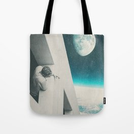 Needed to Breathe Tote Bag
