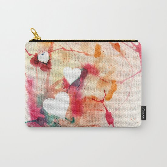Warms My Heart Carry-All Pouch