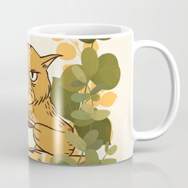 Not A Morning Kitten Coffee Mug