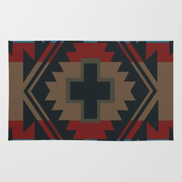 American Native Pattern No. 45 Rug