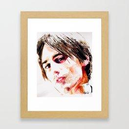 Dorian Gray Framed Art Print