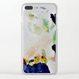 Brush Clear iPhone Case