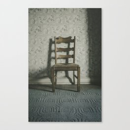 Perception of Sorrow Canvas Print