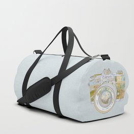 TRAVEL CAN0N Duffle Bag
